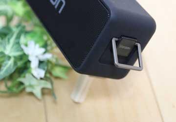 vanzon バンゾン Bluetoothスピーカー x5 pro 吊り下げに便利なフック