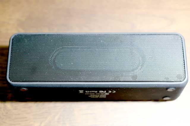 vanzon バンゾン Bluetoothスピーカー x5 pro  pro 背面