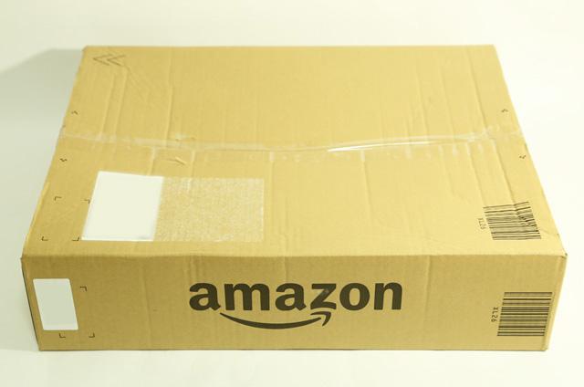 amazon ギフト設定で届いた商品