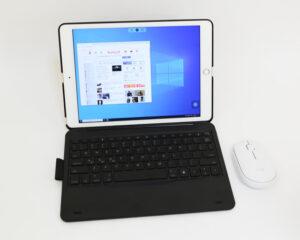 ipadでリモートデスクトップ接続