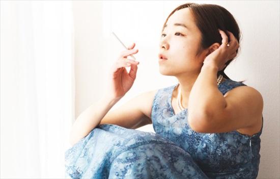 喫煙者の方や家族に喫煙する方がいる場合はプロフィールにも記載しましょう。 メルカリのプロフィール例文