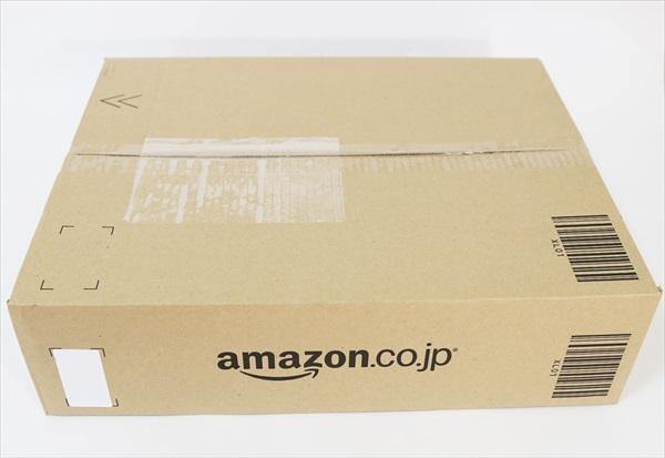 amazon ギフト メッセージ包装はどんな感じ?届いた箱